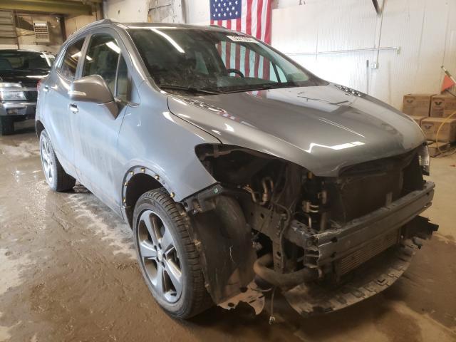 2014 Buick Encore PRE en venta en Casper, WY