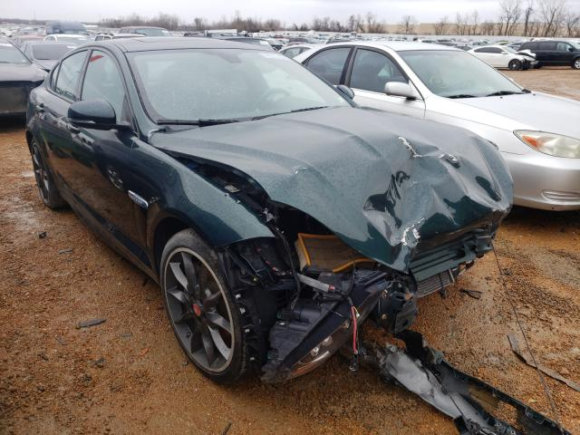 Salvage cars for sale from Copart Bridgeton, MO: 2015 Jaguar XF 3.0 Sport