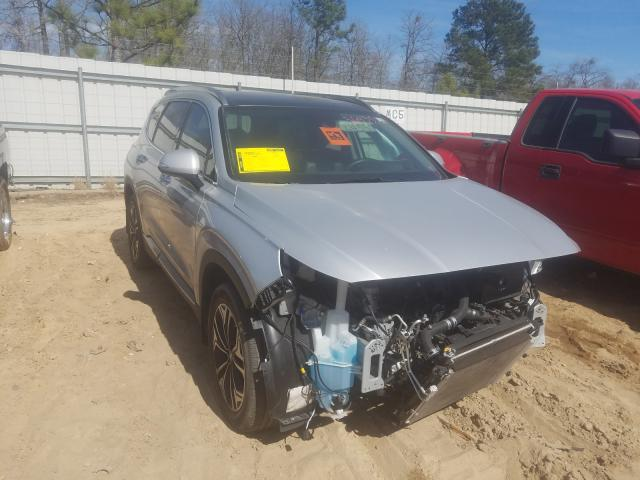 Salvage cars for sale from Copart Gaston, SC: 2019 Hyundai Santa FE L