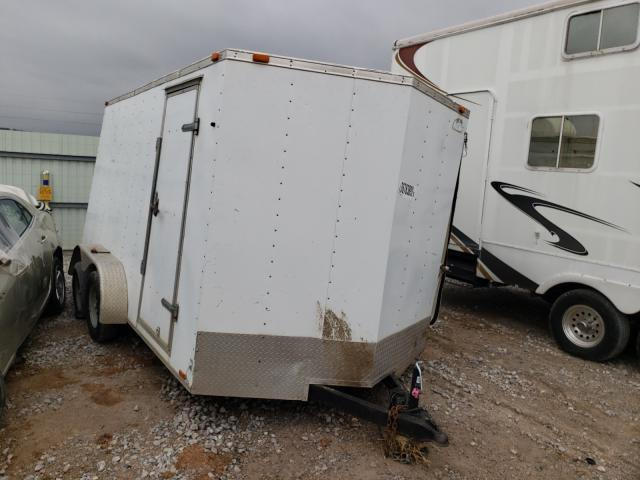 Cargo Trailer salvage cars for sale: 2006 Cargo Trailer