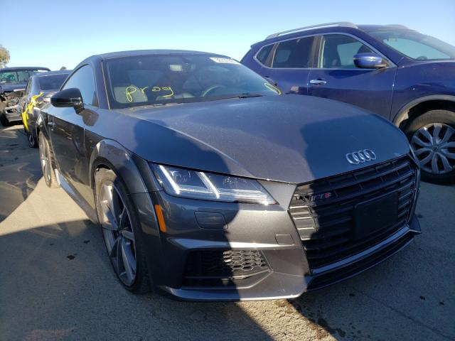 Audi TTS salvage cars for sale: 2017 Audi TTS