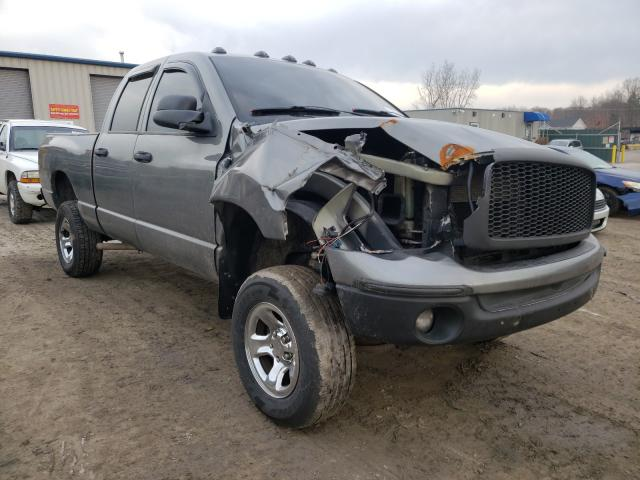 Salvage cars for sale from Copart Duryea, PA: 2005 Dodge RAM 1500 S