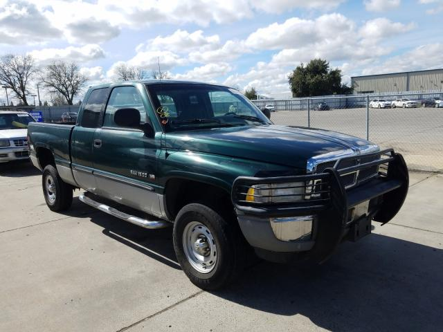 Salvage cars for sale from Copart Sacramento, CA: 2000 Dodge RAM 1500