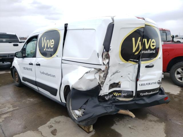 2014 FORD TRANSIT CO - Right Front View