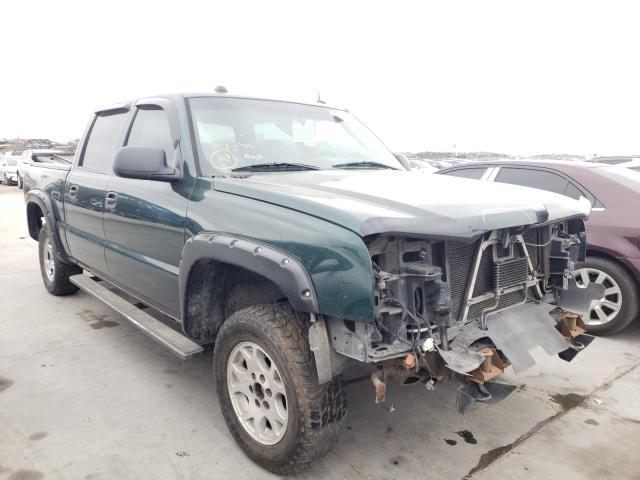 Salvage cars for sale from Copart Grand Prairie, TX: 2005 Chevrolet Silverado