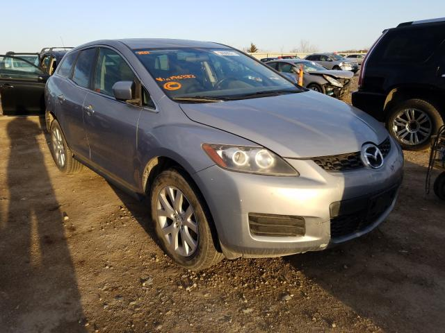 Salvage cars for sale from Copart Kansas City, KS: 2008 Mazda CX-7