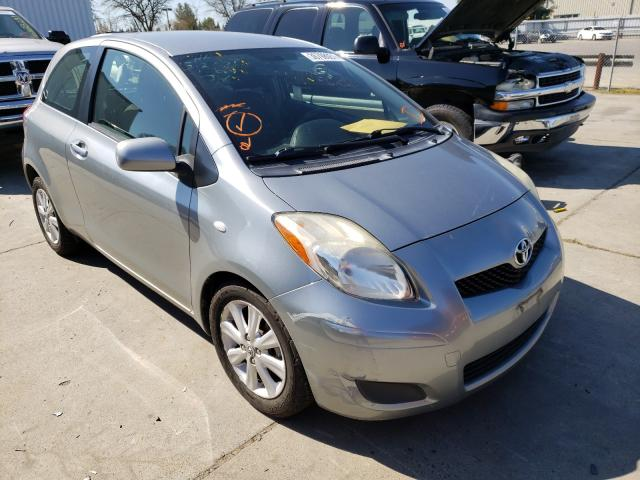 Salvage cars for sale from Copart Sacramento, CA: 2011 Toyota Yaris