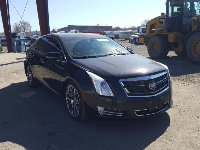 Cadillac salvage cars for sale: 2014 Cadillac XTS Vsport