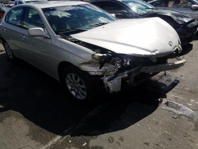 Salvage cars for sale from Copart Colton, CA: 2004 Lexus ES 330
