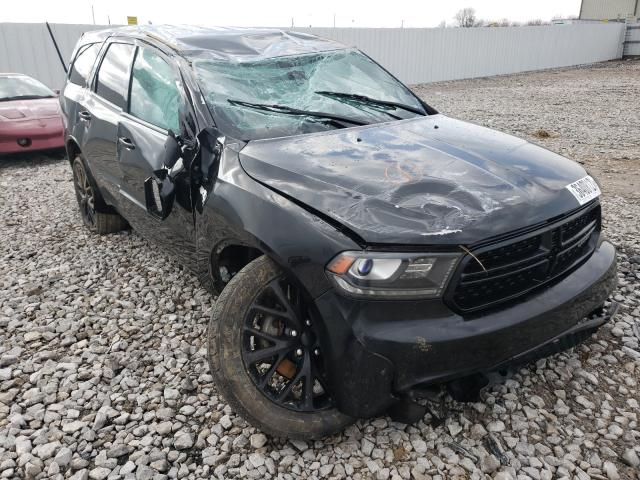 Salvage cars for sale from Copart Lawrenceburg, KY: 2016 Dodge Durango LI