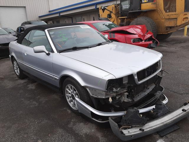 Audi Cabriolet salvage cars for sale: 1996 Audi Cabriolet