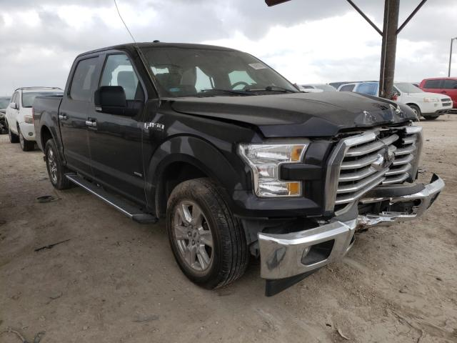 Salvage cars for sale from Copart Temple, TX: 2017 Ford F150 Super