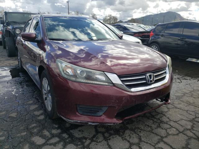 Salvage cars for sale from Copart Colton, CA: 2014 Honda Accord LX