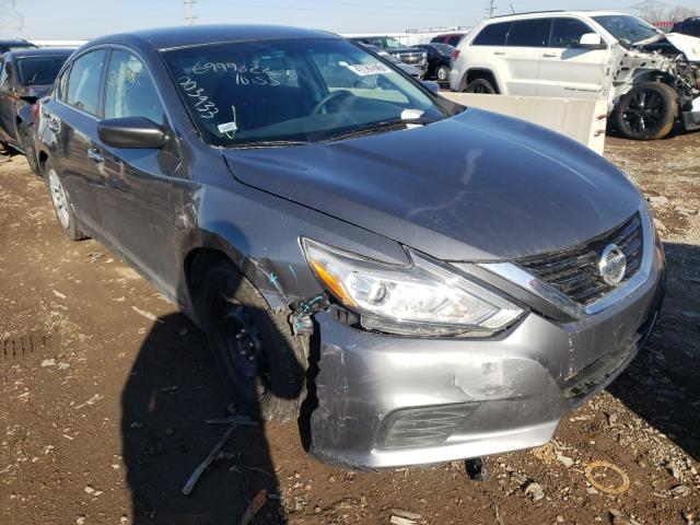 Salvage cars for sale from Copart Elgin, IL: 2017 Nissan Altima 2.5