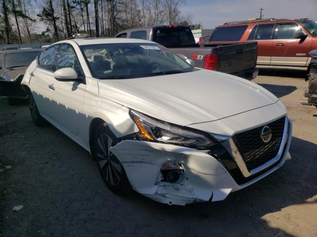 Nissan salvage cars for sale: 2021 Nissan Altima SL