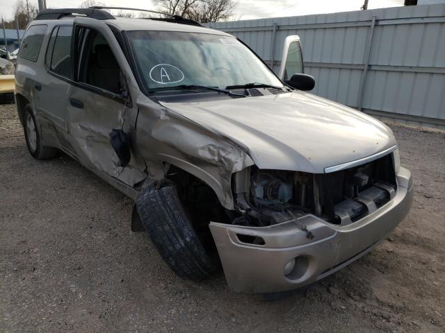 Vehiculos salvage en venta de Copart Wichita, KS: 2003 GMC Envoy