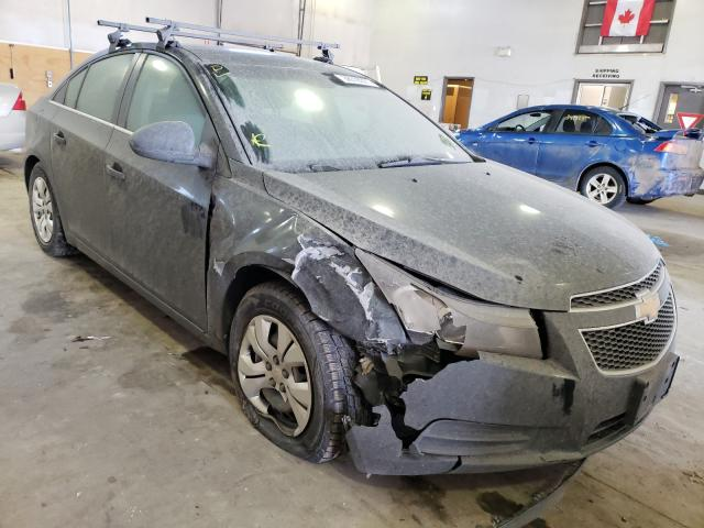 Salvage cars for sale from Copart Atlantic Canada Auction, NB: 2012 Chevrolet Cruze LS