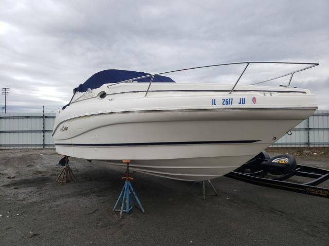 Rinker salvage cars for sale: 2000 Rinker 242 Feista