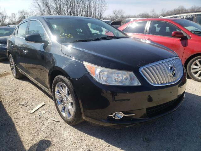 Salvage cars for sale from Copart Cudahy, WI: 2010 Buick Lacrosse C