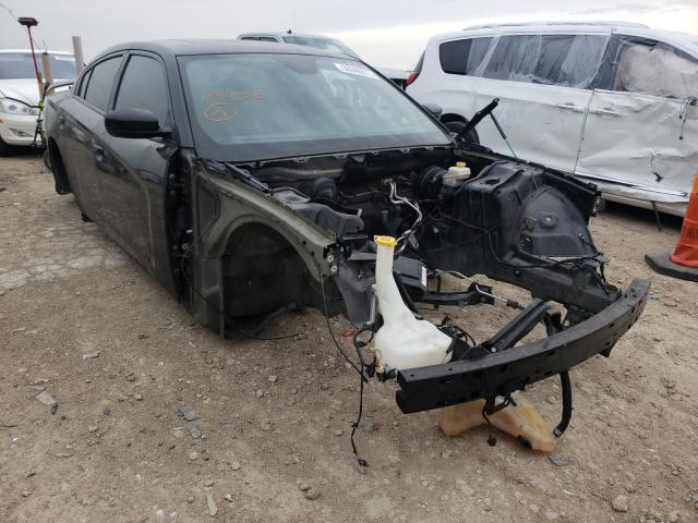 Salvage cars for sale from Copart Kansas City, KS: 2013 Dodge Charger SR