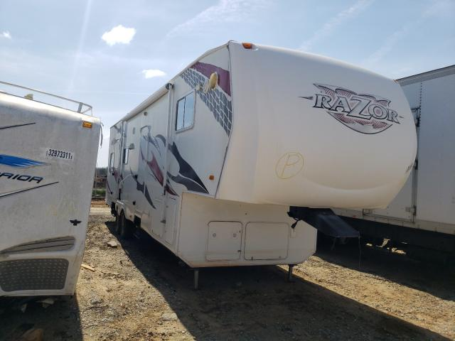 Heartland salvage cars for sale: 2008 Heartland Trailer
