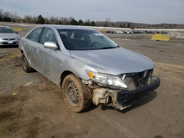 Salvage cars for sale from Copart Concord, NC: 2010 Toyota Camry Base