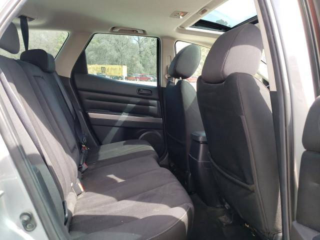 2010 MAZDA CX-7 - Interior View