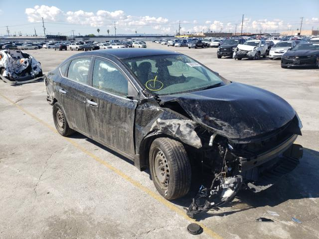Nissan salvage cars for sale: 2013 Nissan Sentra SV