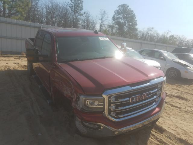 Salvage cars for sale from Copart Gaston, SC: 2018 GMC Sierra K15