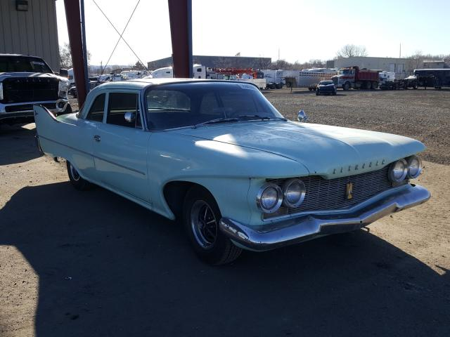Plymouth salvage cars for sale: 1960 Plymouth Savoy