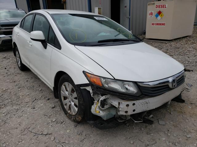 2012 Honda Civic LX for sale in Sikeston, MO