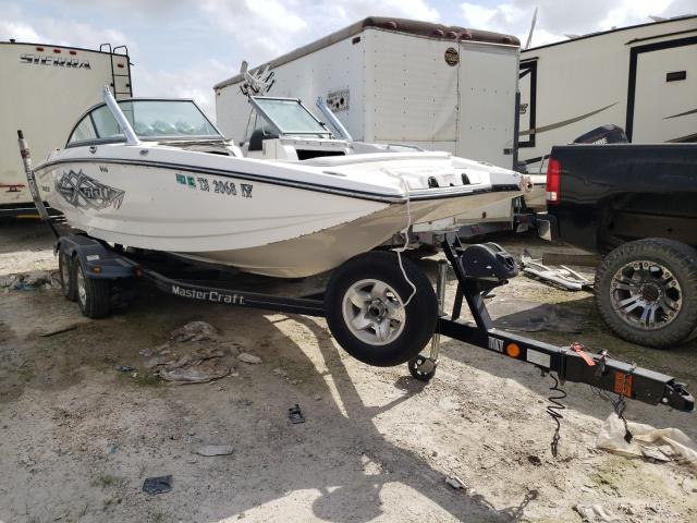 Salvage cars for sale from Copart Houston, TX: 2005 Mastercraft X-Star