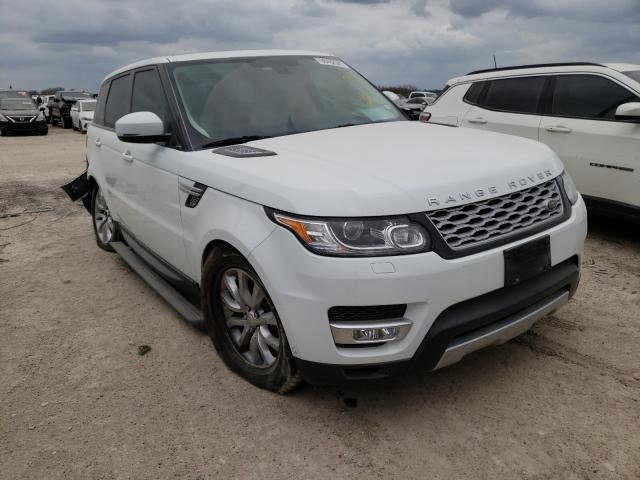 Salvage cars for sale from Copart Temple, TX: 2015 Land Rover Range Rover