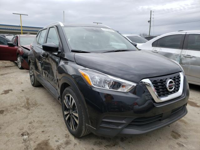 Salvage cars for sale from Copart Lebanon, TN: 2020 Nissan Kicks SV