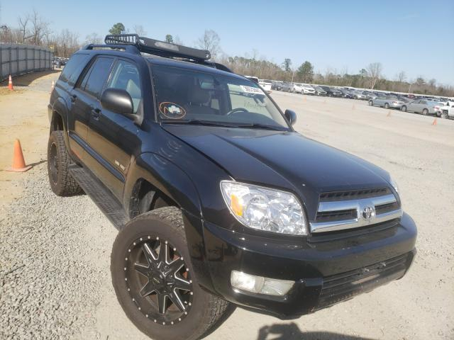 Toyota salvage cars for sale: 2005 Toyota 4runner
