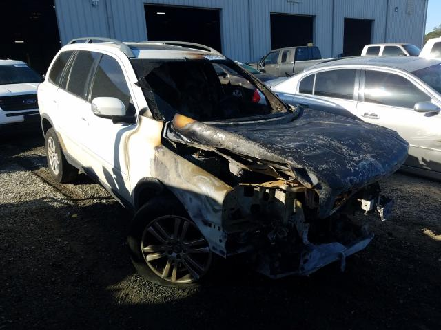 Salvage cars for sale from Copart Jacksonville, FL: 2009 Volvo XC90 3.2