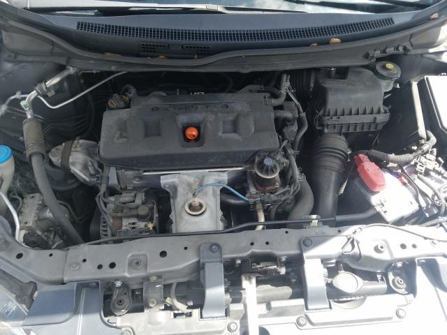 2012 Honda CIVIC   Vin: 19XFB2F50CE107645
