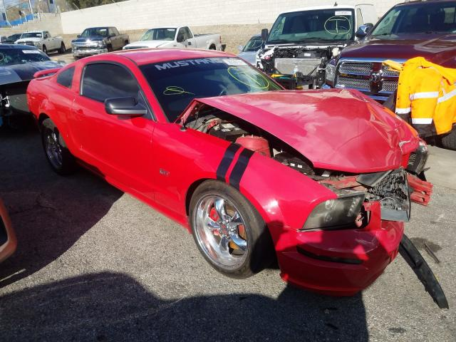 Salvage cars for sale from Copart Colton, CA: 2006 Ford Mustang GT