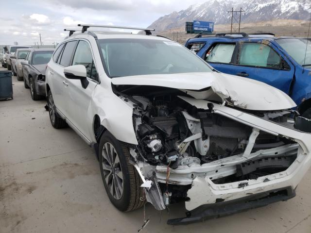 Salvage cars for sale from Copart Farr West, UT: 2018 Subaru Outback TO