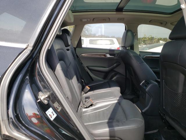 2012 AUDI Q5 PREMIUM WA1LFAFP3CA084149