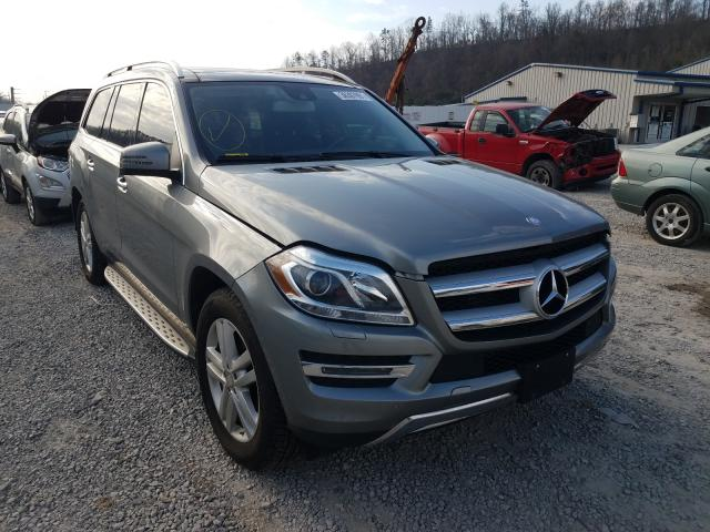 Mercedes-Benz salvage cars for sale: 2015 Mercedes-Benz GL 350 BLU
