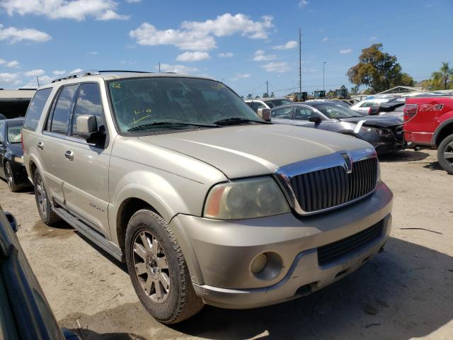 Lincoln salvage cars for sale: 2004 Lincoln Navigator