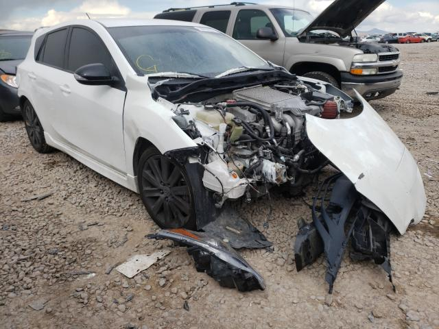 Mazda Speed 3 salvage cars for sale: 2013 Mazda Speed 3