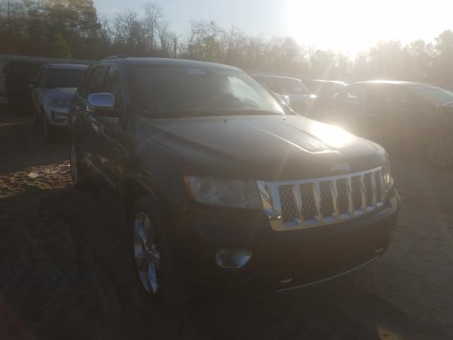 Salvage cars for sale from Copart Gaston, SC: 2012 Jeep Grand Cherokee