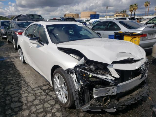 Salvage cars for sale from Copart Colton, CA: 2021 Lexus IS 300