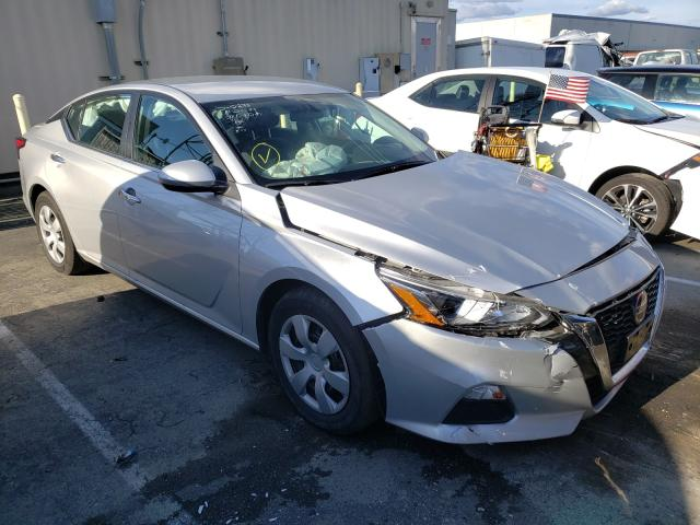 Nissan salvage cars for sale: 2020 Nissan Altima S