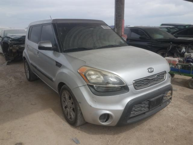 Salvage cars for sale from Copart Temple, TX: 2012 KIA Soul +