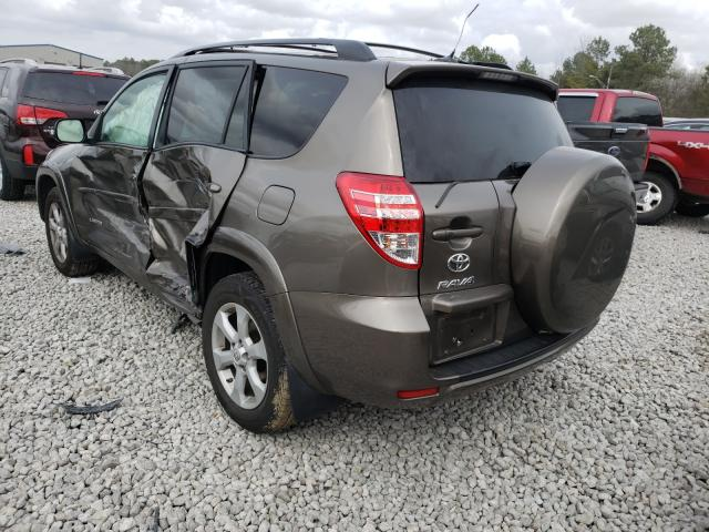 2012 TOYOTA RAV4 LIMIT - Right Front View