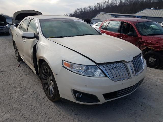 2009 LINCOLN MKS - Left Front View