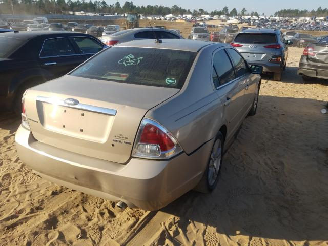 2007 FORD FUSION SEL - Right Rear View